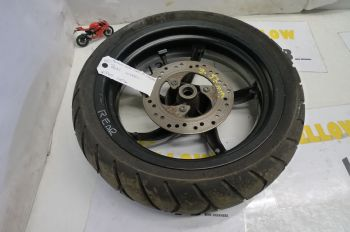 APRILIA SR50 GP1 DI-TECH    REAR WHEEL, DISC & TYRE  #2 (CON-A)